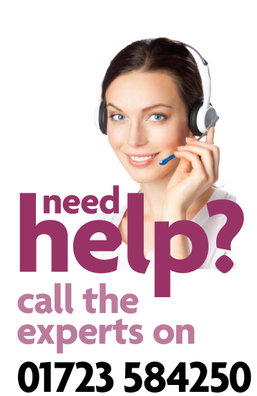 Need Help? Call the Experts